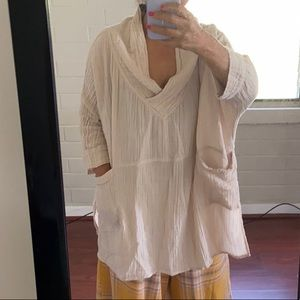 Free People Oversized Pullover 🌺🌺